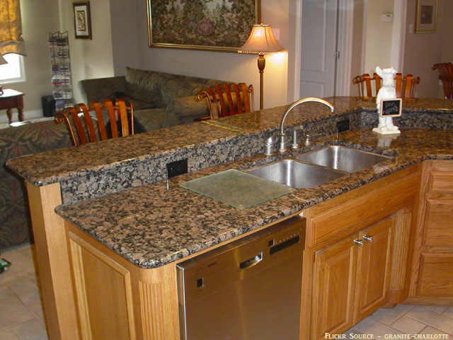 Install quality Sinks, faucets and handles