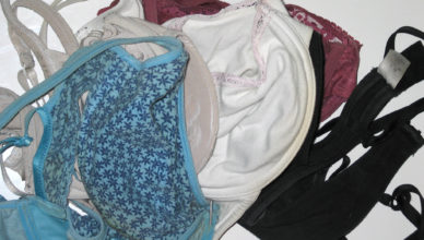 How to Recycle Your Old Bras In 7 Ways