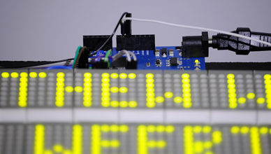 led display applications