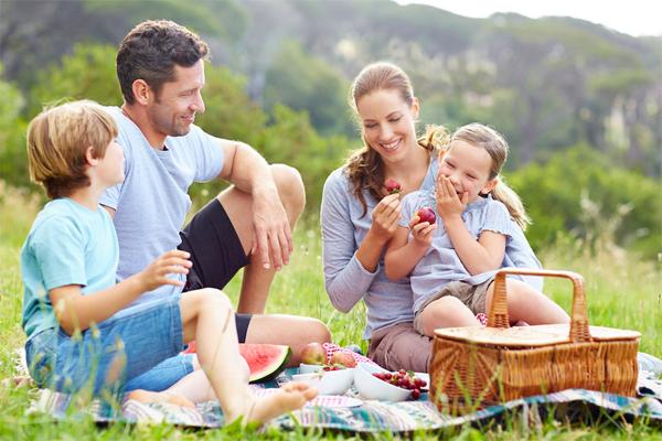 Go for Family Picnic