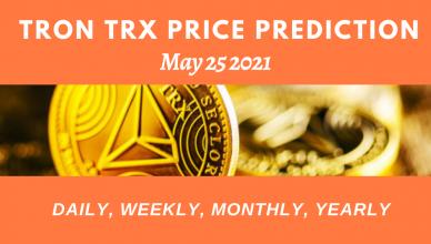 TRON TRX price prediction